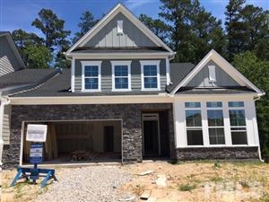 Photo of 4063 Ansley Stream Lane #60, Cary, NC 27519 (MLS # 2261686)