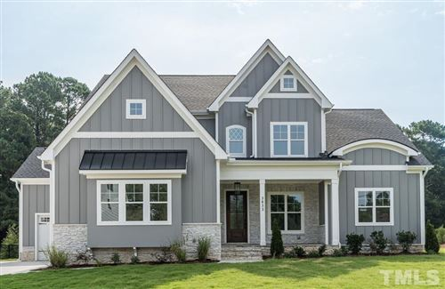 Photo of 201 Channel Cove Drive, Holly Springs, NC 27540 (MLS # 2406688)
