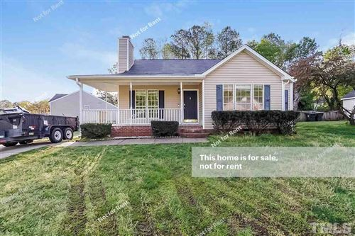Photo of 501 Baygall Road, Holly Springs, NC 27540-8996 (MLS # 2377691)