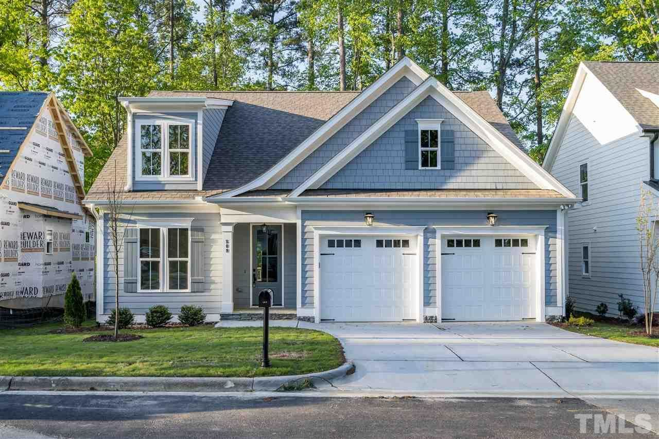 509 Ridgecrest Road, Cary, NC 27511-3118 - MLS#: 2289692