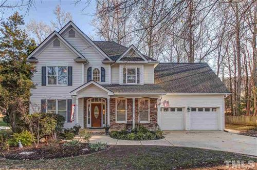 Photo of 5201 Sunset Walk Lane, Holly Springs, NC 27540 (MLS # 2292697)