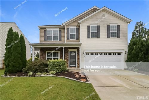 Photo of 516 Arbor Crest Road, Holly Springs, NC 27540 (MLS # 2413705)