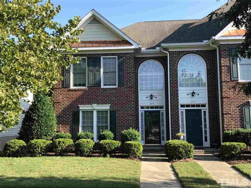 Photo of 213 Anniston Court, Cary, NC 27519 (MLS # 2296710)