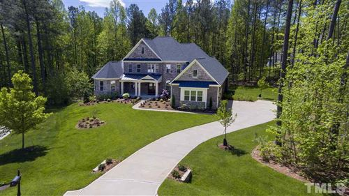 Photo of 7604 Carrick Hill Court #Lot 245, Wake Forest, NC 27587 (MLS # 2286712)