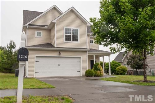 Photo of 1216 Crendall Way, Wake Forest, NC 27587-5289 (MLS # 2320714)