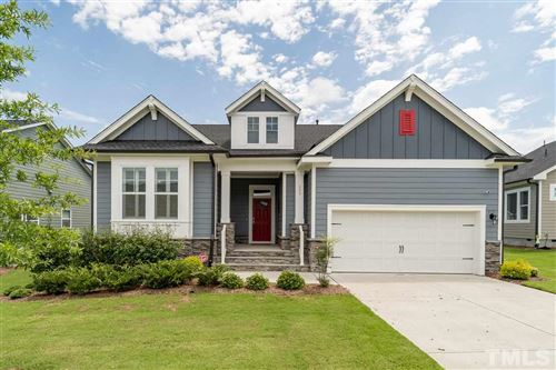 Photo of 405 Lucky Ribbon Lane, Holly Springs, NC 27540 (MLS # 2328716)