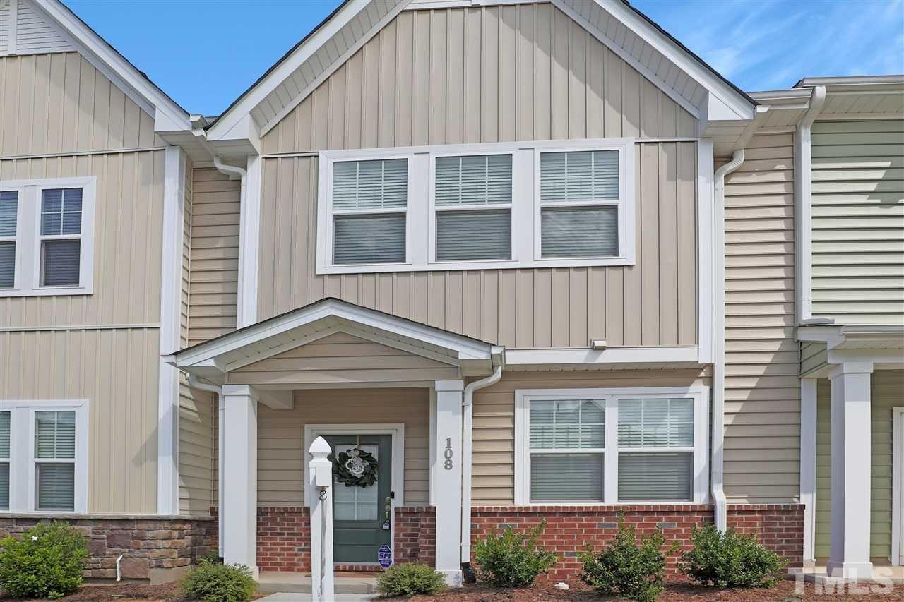 108 Shale Creek Drive, Durham, NC 27703 - MLS#: 2341716