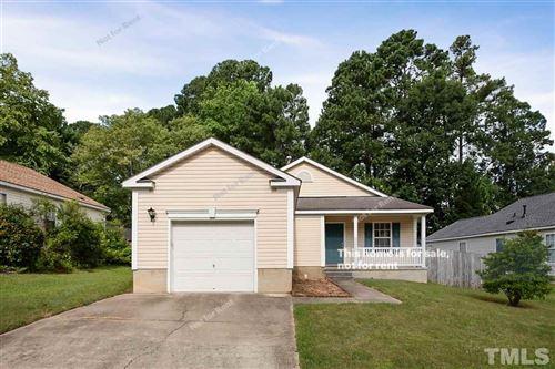 Photo of 921 Homestead Park Drive, Apex, NC 27502-4442 (MLS # 2329717)