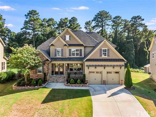 Photo of 209 Traditions Garden Lane, Wake Forest, NC 27587 (MLS # 2336719)