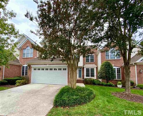 Photo of 9263 Fawn Lake Drive, Raleigh, NC 27617 (MLS # 2347719)