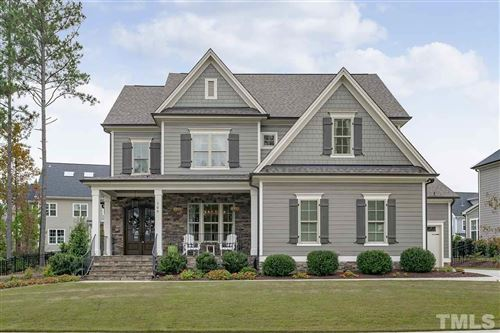 Photo of 700 Morning Oaks Drive, Holly Springs, NC 27540 (MLS # 2297721)