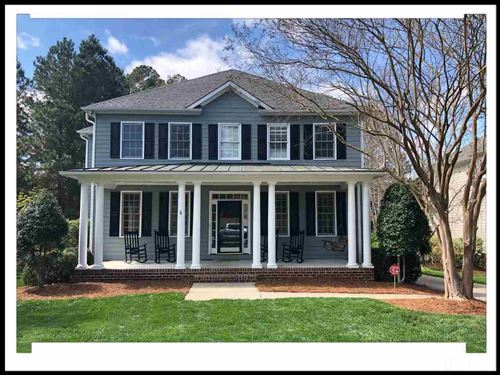 Photo of 30106 Village Park Drive, Chapel Hill, NC 27517 (MLS # 2310721)