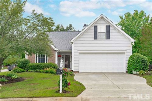 Photo of 156 Fairford Drive, Holly Springs, NC 27540-8395 (MLS # 2320722)