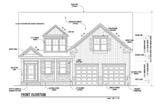 Photo of 509 Prides Crossing, Rolesville, NC 27571 (MLS # 2354725)