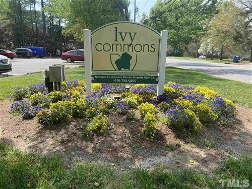 Photo of 3537 Ivy Commons Drive #201, Raleigh, NC 27606 (MLS # 2377727)