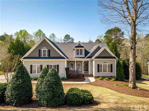 Photo of 3568 Overlook Court, Wake Forest, NC 27587 (MLS # 2376728)