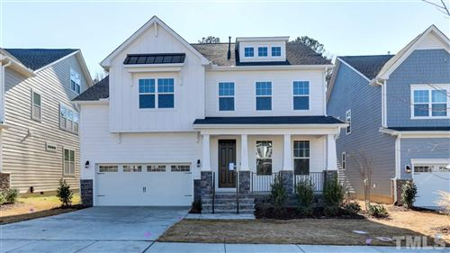 Photo of 217 Golf Vista Trail #1296, Holly Springs, NC 27540 (MLS # 2287731)