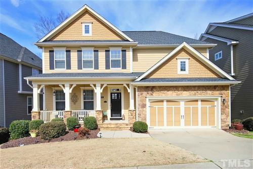 Photo of 733 Ancient Oaks Drive, Holly Springs, NC 27540 (MLS # 2309731)