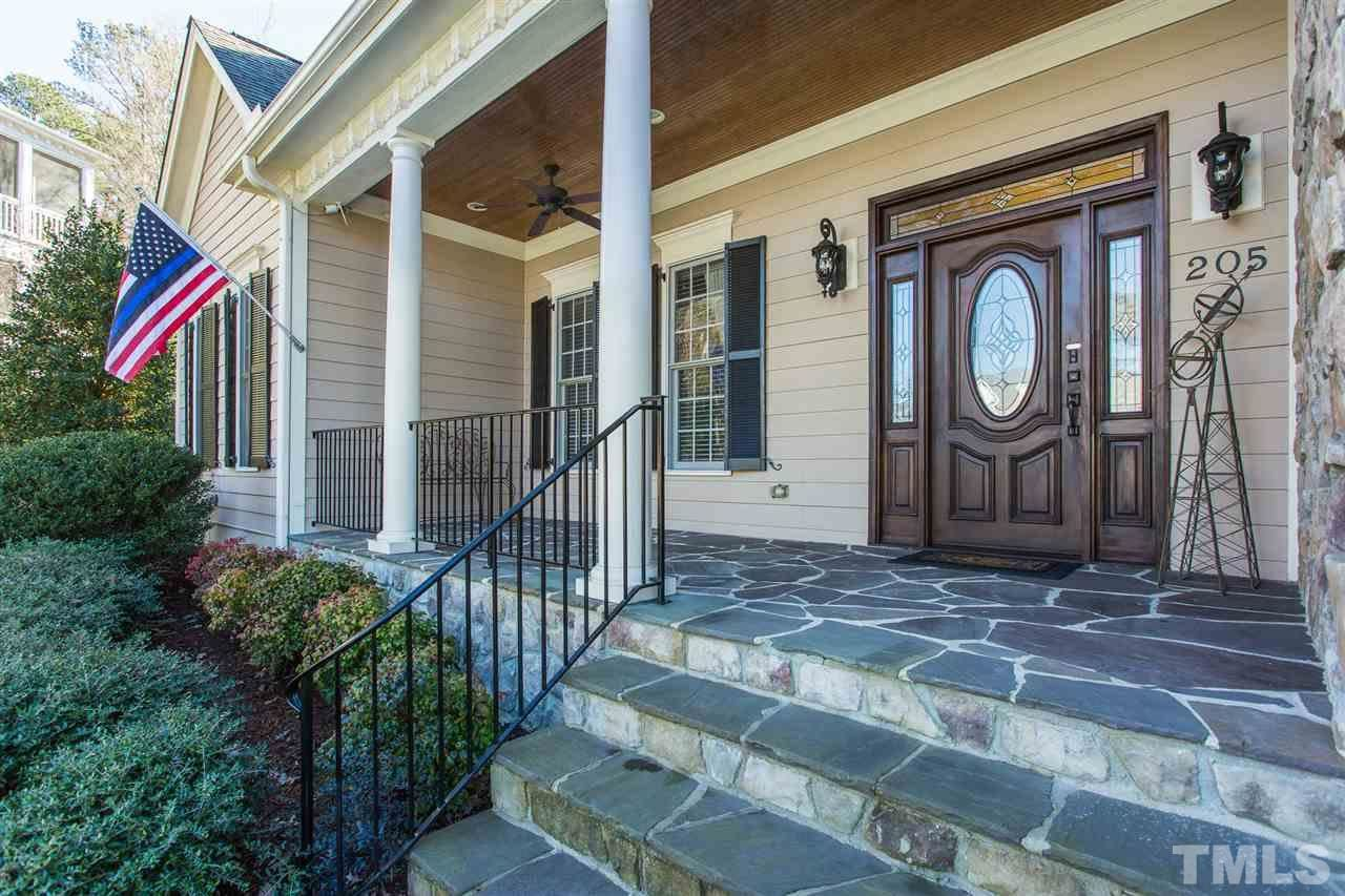 Photo of 205 Kennondale Court, Cary, NC 27519 (MLS # 2361733)