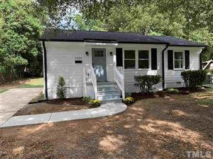 Photo of 2223 Shannon Street, Raleigh, NC 27610 (MLS # 2278734)