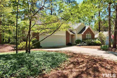 Photo of 6701 Glen Forrest Drive, Chapel Hill, NC 27517 (MLS # 2322735)