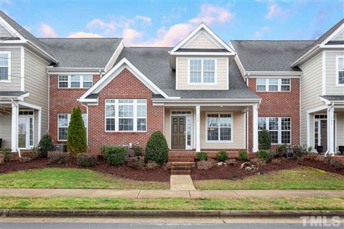 Photo of 117 Coffee Bluff Lane, Holly Springs, NC 27540 (MLS # 2305736)