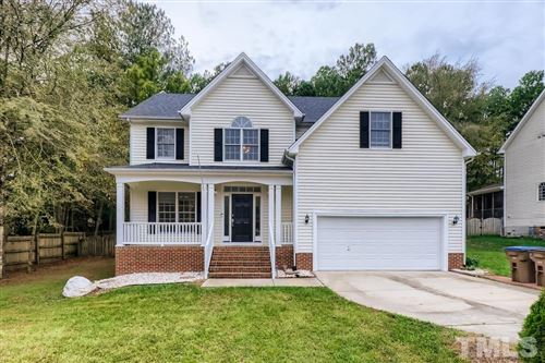 Photo of 9421 Buggy Run CIRCLE, Wake Forest, NC 27587 (MLS # 2412737)
