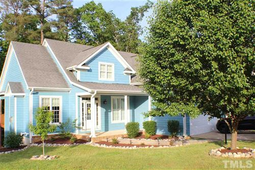 Photo of 490 Chatham Forest Drive, Pittsboro, NC 27312 (MLS # 2298746)