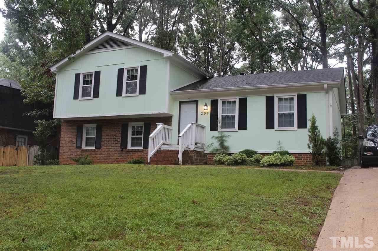209 Woods Ream Drive, Raleigh, NC 27615 - MLS#: 2343746