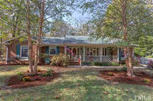 Photo of 306 Colony Woods Drive, Chapel Hill, NC 27517 (MLS # 2287747)