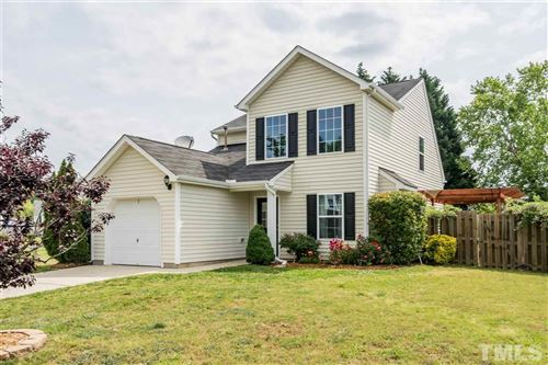 Photo of 401 Valley Glen Drive, Morrisville, NC 27560 (MLS # 2382747)