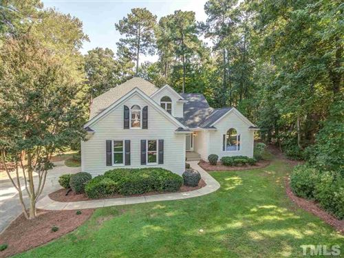 Photo of 4805 Cornoustie Court, Holly Springs, NC 27540 (MLS # 2342748)