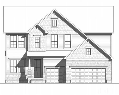 Photo of 309 Shadowdale Lane, Rolesville, NC 27571 (MLS # 2366748)