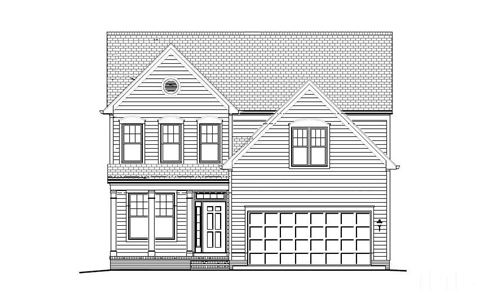 Photo of 5329 Rider Drive, Knightdale, NC 27545 (MLS # 2311752)