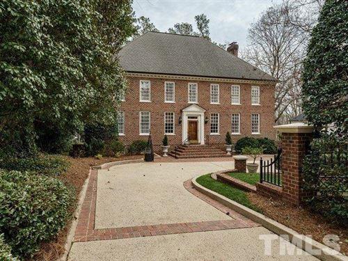 Photo of 3721 Williamsborough Court, Raleigh, NC 27609-6357 (MLS # 2378752)