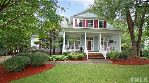 Photo of 205 Sir Walker Lane, Cary, NC 27519-5511 (MLS # 2343756)