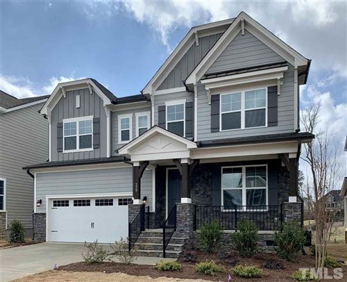 Photo of 229 Golf Vista Trail #1299, Holly Springs, NC 27540 (MLS # 2287761)