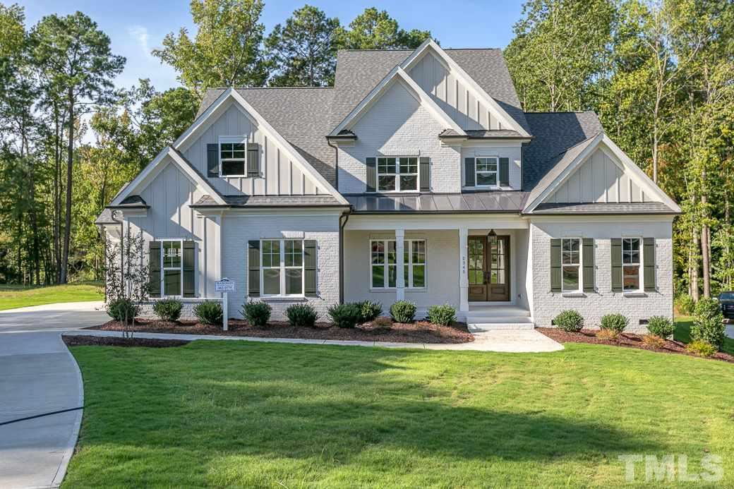 2345 Sanctuary Drive, Raleigh, NC 27606 - MLS#: 2323763