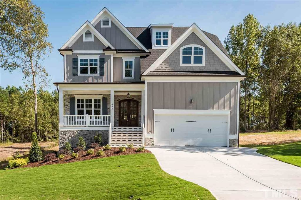 633 Meyers Place Lane, Holly Springs, NC 27540 - MLS#: 2253764