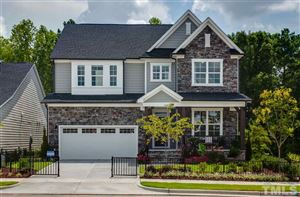 Photo of 221 Golf Vista Trail #1297, Holly Springs, NC 27540 (MLS # 2287765)
