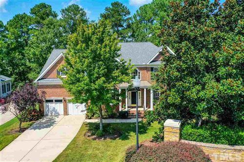 Photo of 10857 Round Brook Circle, Raleigh, NC 27617 (MLS # 2339766)