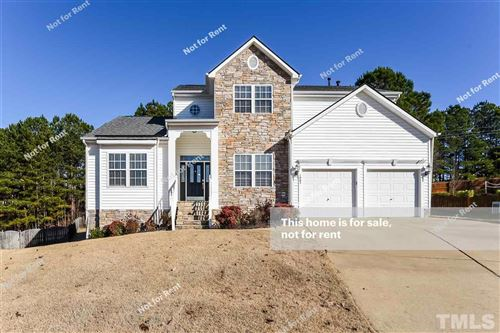 Photo of 1007 Cantrell Lane, Apex, NC 27502-4173 (MLS # 2292767)