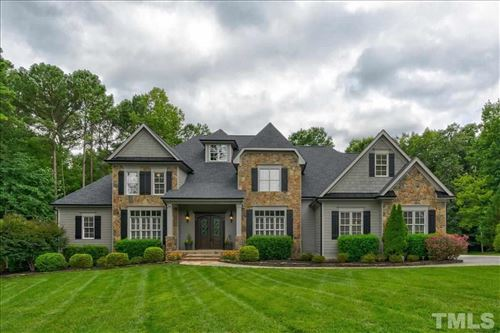 Photo of 1121 Foothills Trail, Wake Forest, NC 27587 (MLS # 2397767)