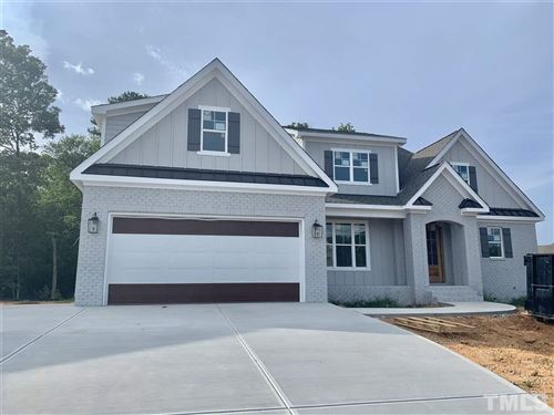 Photo of 208 Utley Bluffs Drive, Holly Springs, NC 27540 (MLS # 2336769)