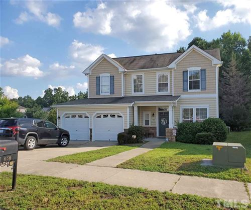 Photo of 656 Ashbrittle Drive, Rolesville, NC 27571-9589 (MLS # 2337770)