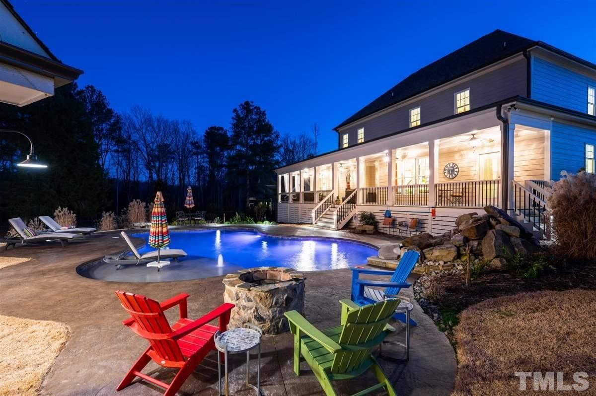 Photo of 270 Rivers Edge Drive, Youngsville, NC 27596 (MLS # 2361774)
