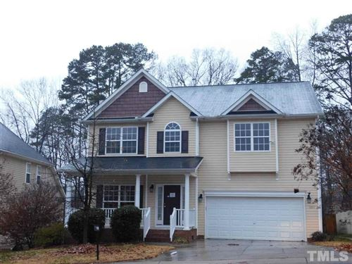 Photo of 501 Thistlegate Trail, Raleigh, NC 27610 (MLS # 2292775)