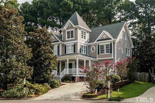 Photo of 303 Country Valley Court, Apex, NC 27502 (MLS # 2340775)