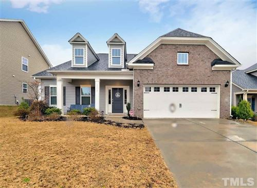 Photo of 3572 S Beaver Lane, Raleigh, NC 27604 (MLS # 2292777)