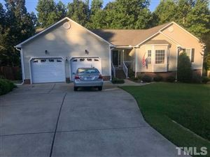 Photo of 2940 Deep Glen Court, Raleigh, NC 27603 (MLS # 2276781)